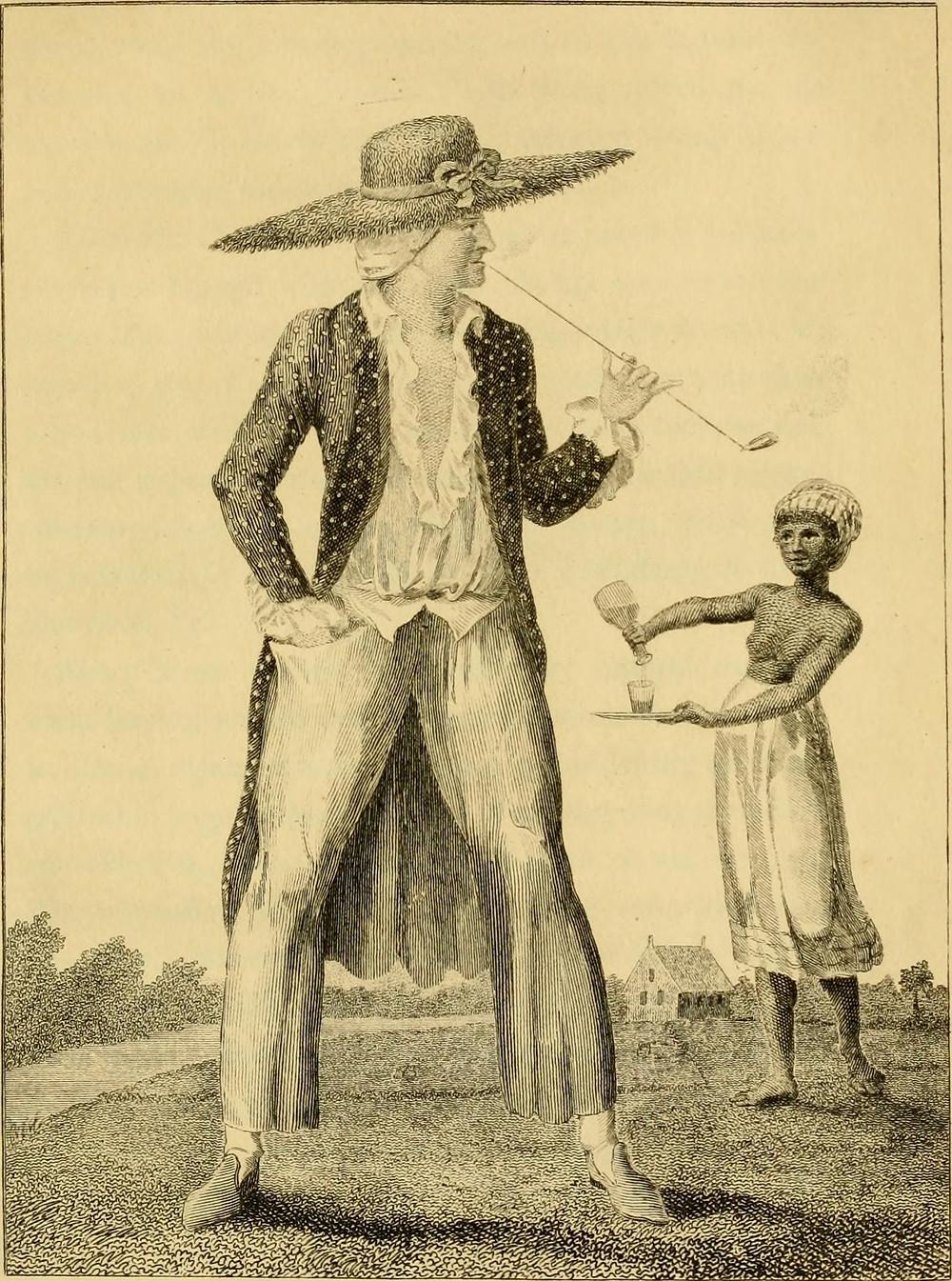Slaves masters and female slaves - Beejonson