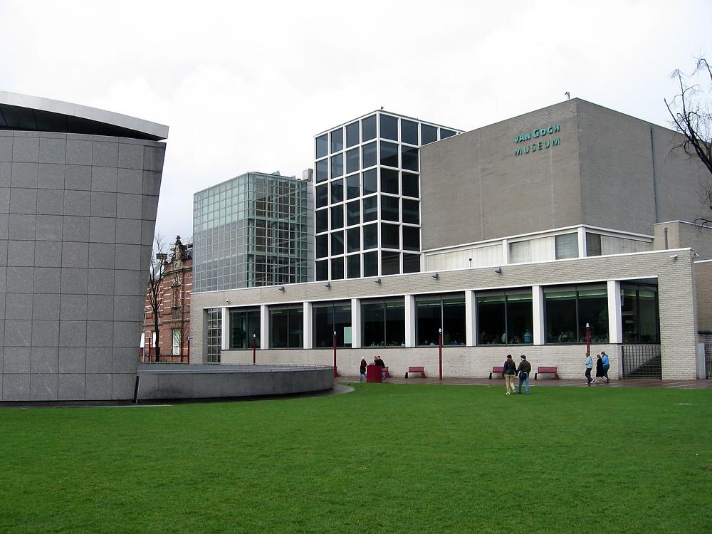Van Gogh Museum Museumplein Amsterdam