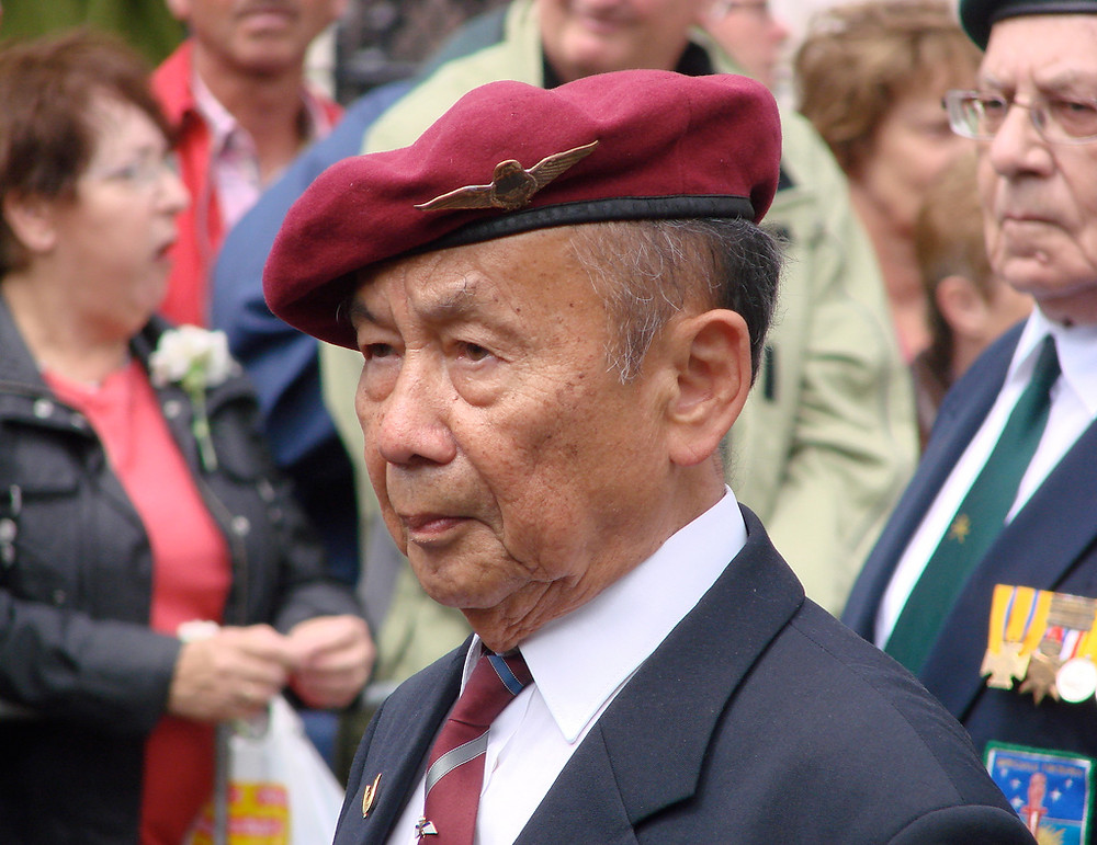 Dutch Red Beret