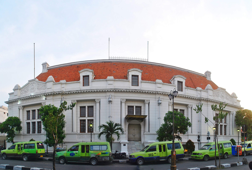 Museum Bank in Indonesia formerly Javasche Bank