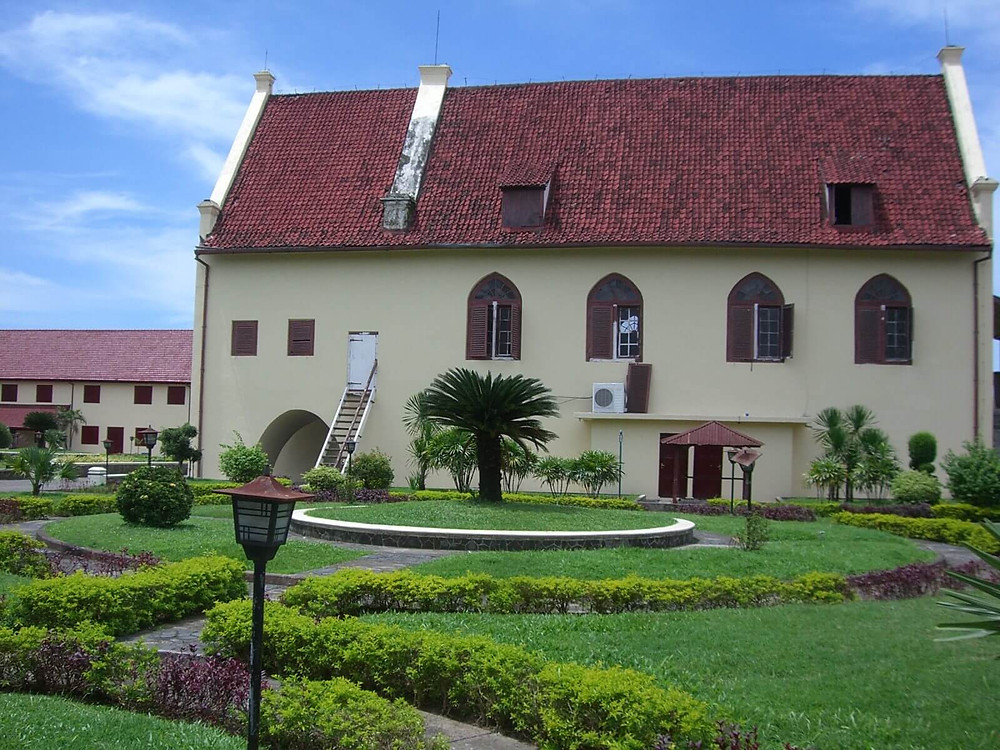 Fort Rotterdam, Indonesia