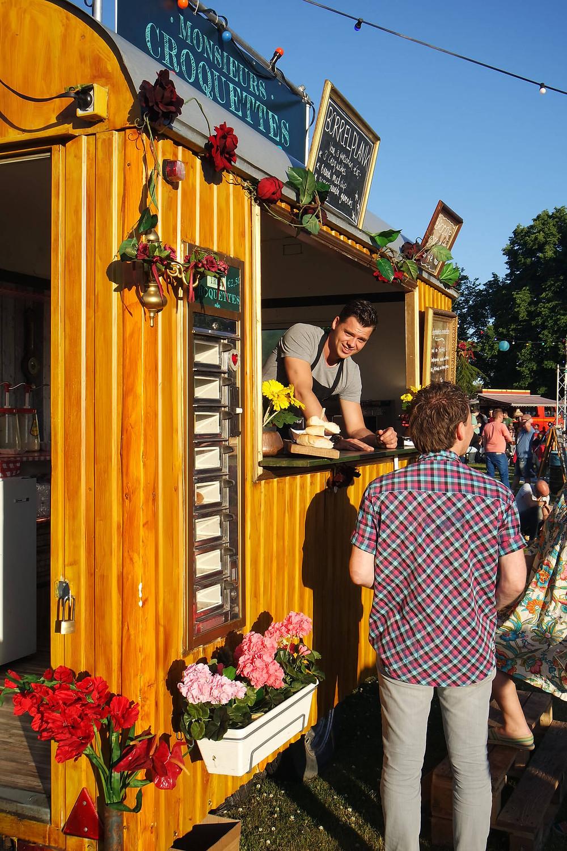 Trek Food Truck Festival Amsterdam