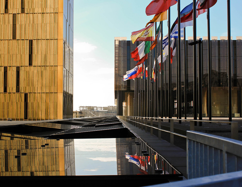 Court of Justice of the European Union, Luxembourg