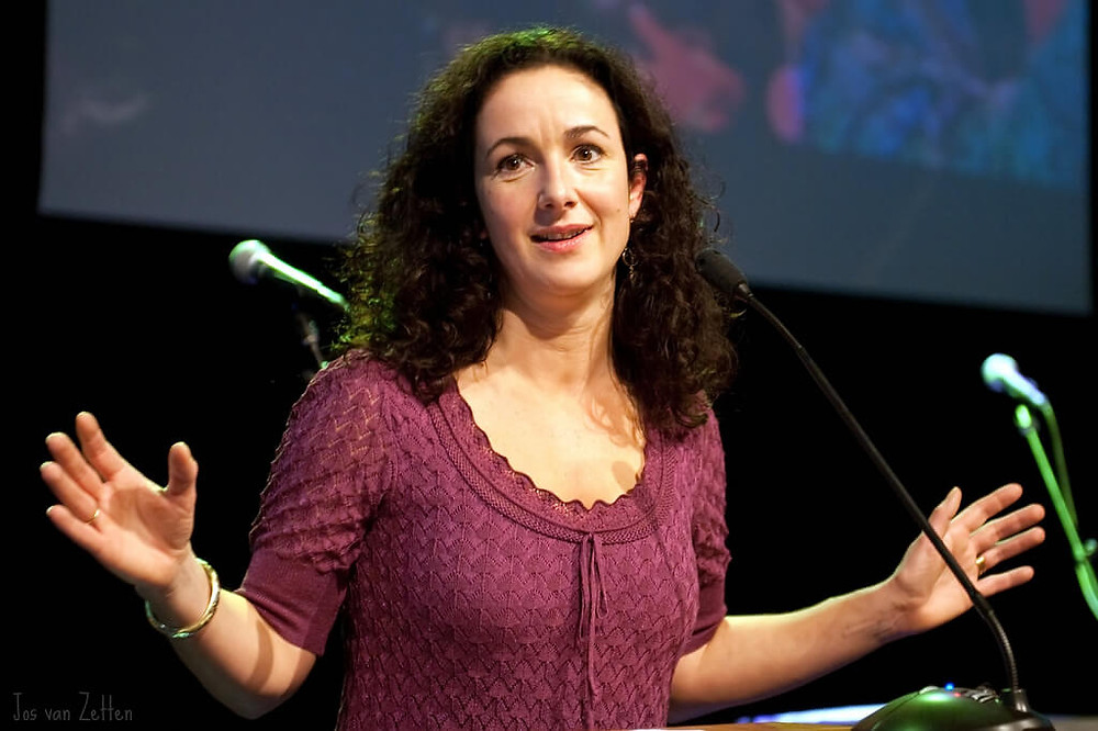 The Mayor of Amsterdam, Femke Halsema
