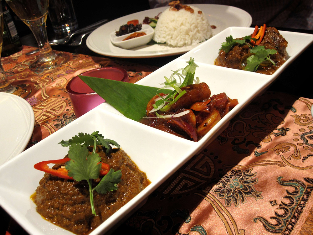 Indonesian food in Amsterdam