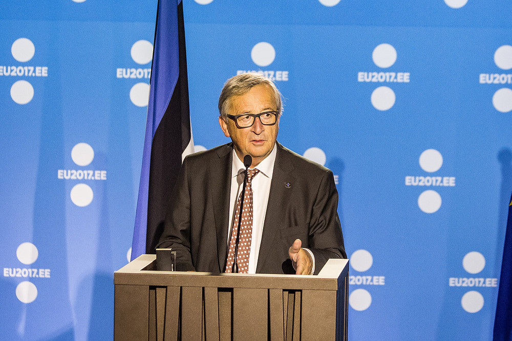 Jean-Claude Junker. President of the European Commission