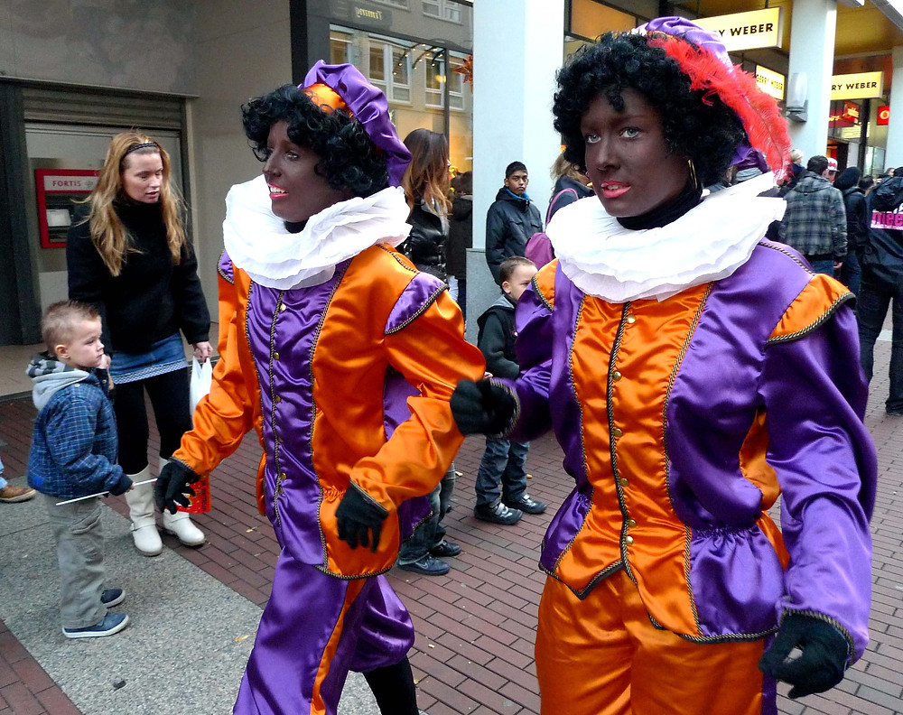 Zwarte Piets (Black Petes) in the Netherlands - Beejonson