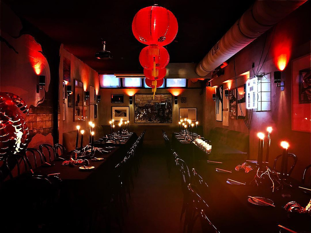 Bo Nam Vietnamese Restaurant Amsterdam