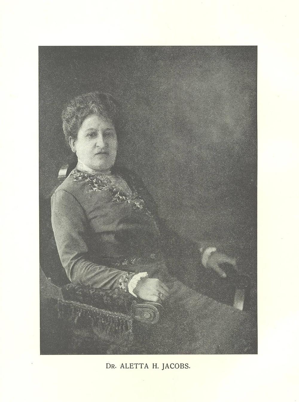 Aletta Jacobs - Beejonson