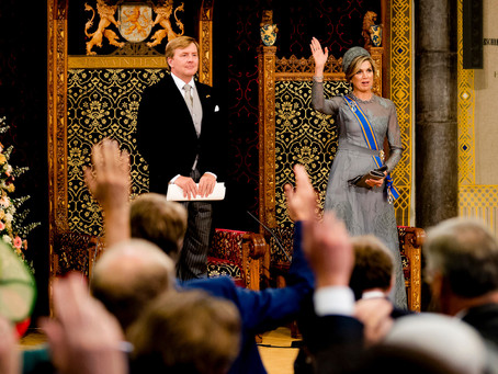 Prinsjesdag 2018 - What Is It Really About?