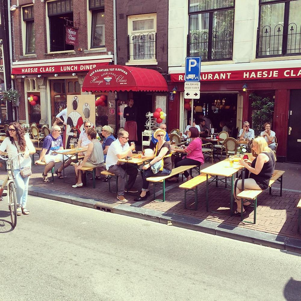 Restaurant Haesje Claes Amsterdam
