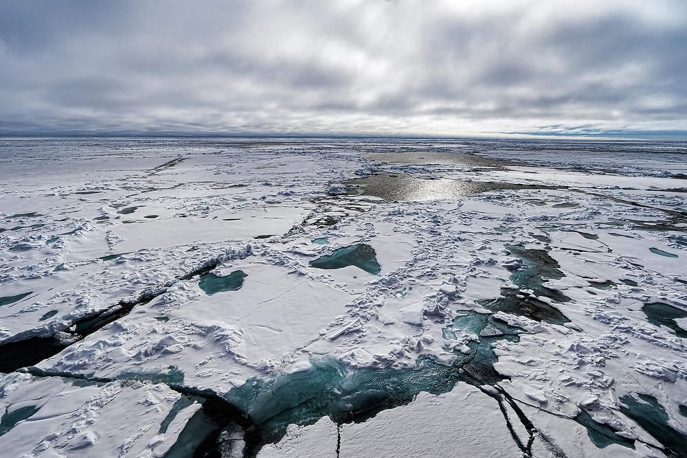 The Arctic - North Pole