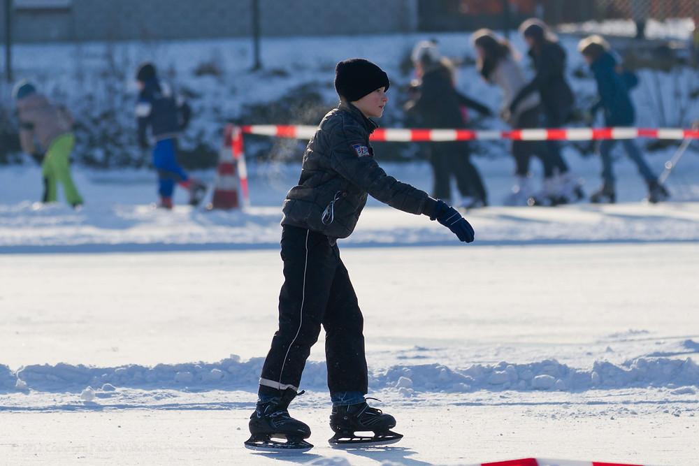 Elfstedentocht Ice Skating Tour