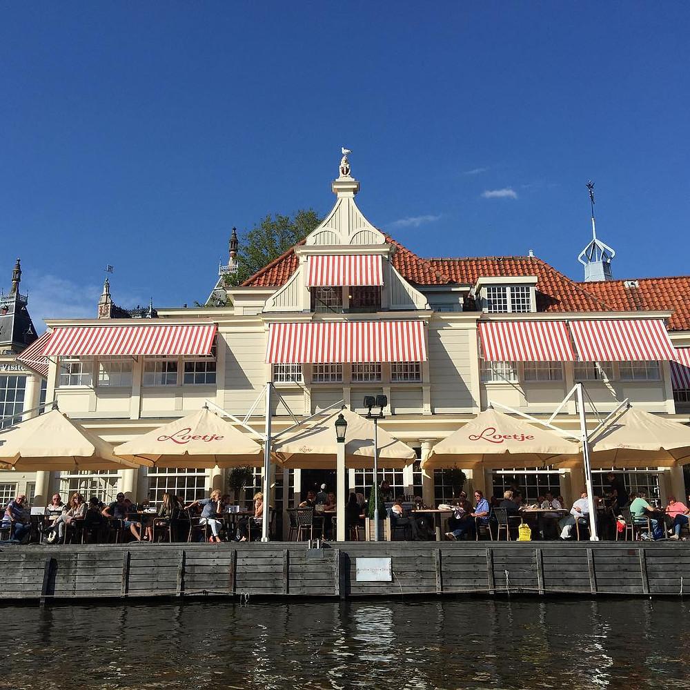 Cafe Restaurant Loetje Amsterdam
