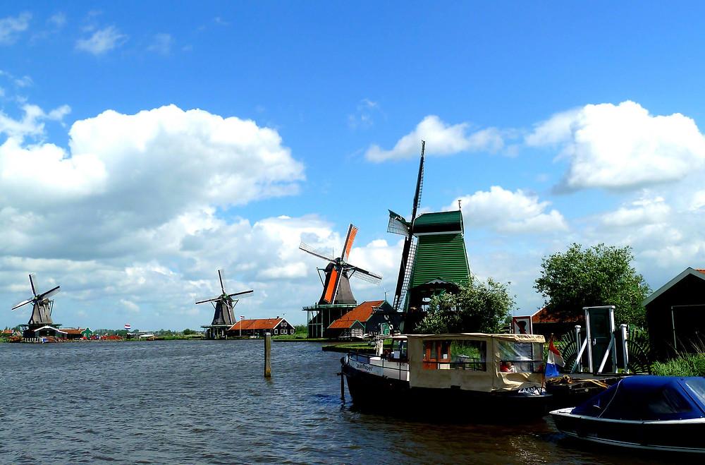 Zaanse Schans Boat Cruises