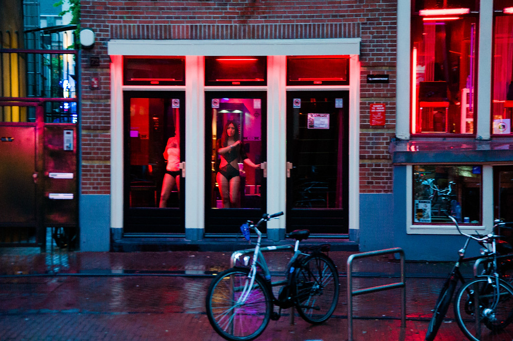 Red Light District Rooms