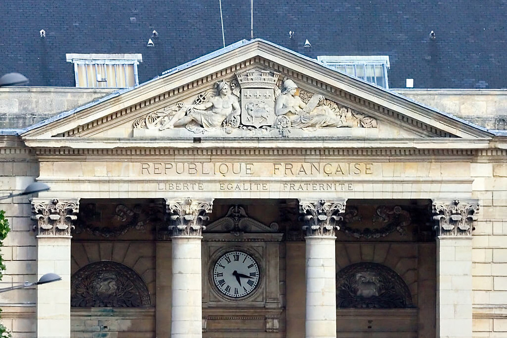 Liberte, Egalite, Fraternite - French Revolution