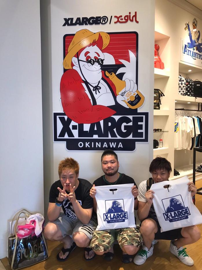 沖縄限定Tシャツ