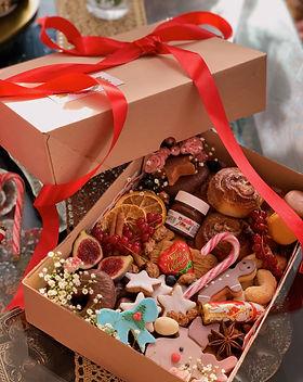 Christmas Grazing Box Graze Weihnachtsge