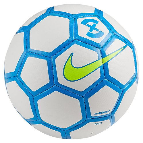 Nike Menor X Futsal Ball White / Blue Youth