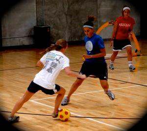 Futsal - the best skills developer