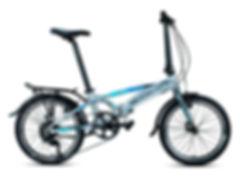 SOHO Flow 9.1 Foldable Bike