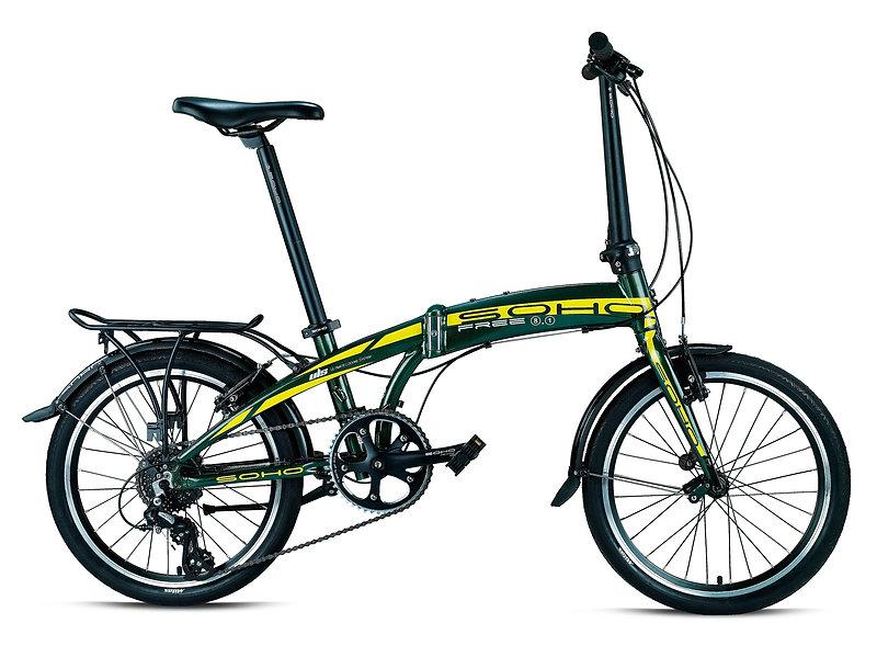 SOHO Free 8.1 Foldable Bike