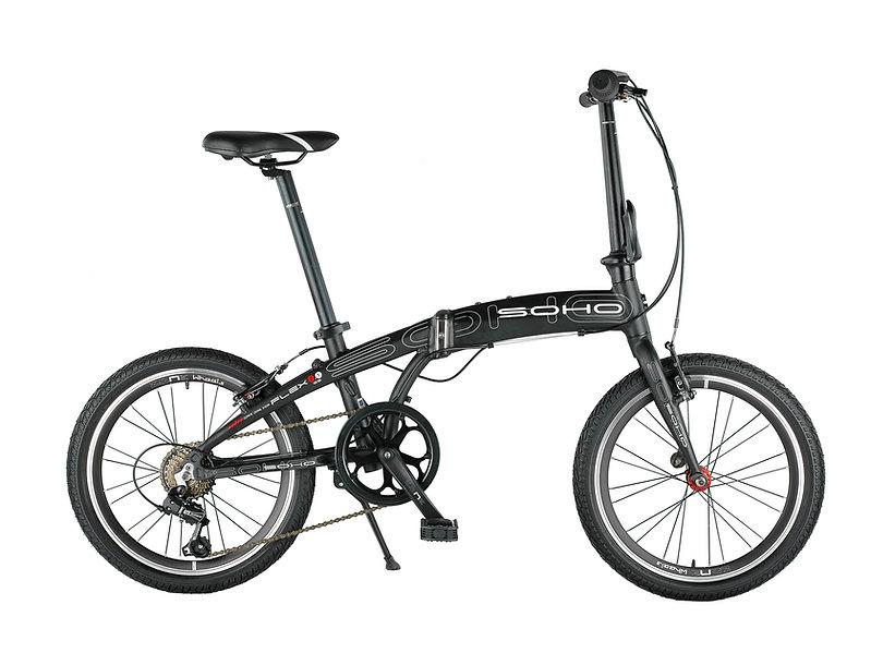 SOHO Flex 7.1 GS Foldable Bike