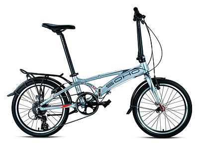 SOHO Flow 8.1 Foldable Bike