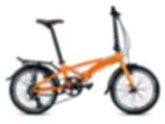 SOHO Flow 8.1 Foldable Bike