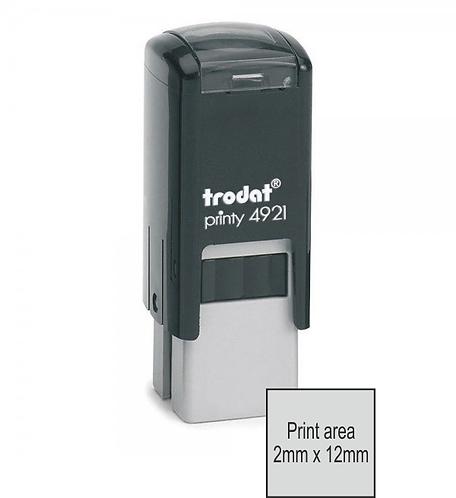 Trodat Printy 4921 - 11mm x 11mm