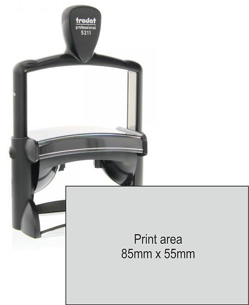 Trodat Professional 5211 - 85mm x 55mm