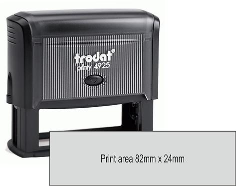 Trodat Printy 4925 - 82mm x 25mm