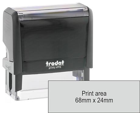 Trodat Printy 4915 - 68mm x 22mm