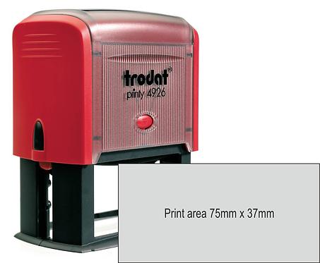 Trodat Printy 4926 - 72mm x 35mm