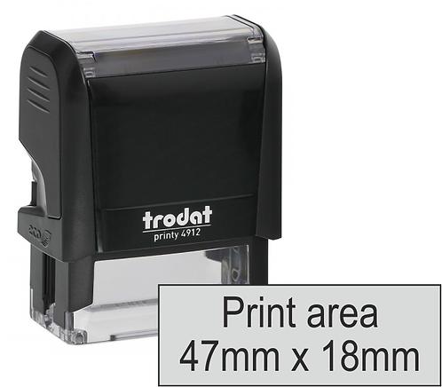 Trodat Printy 4912 - 46mm x 18mm