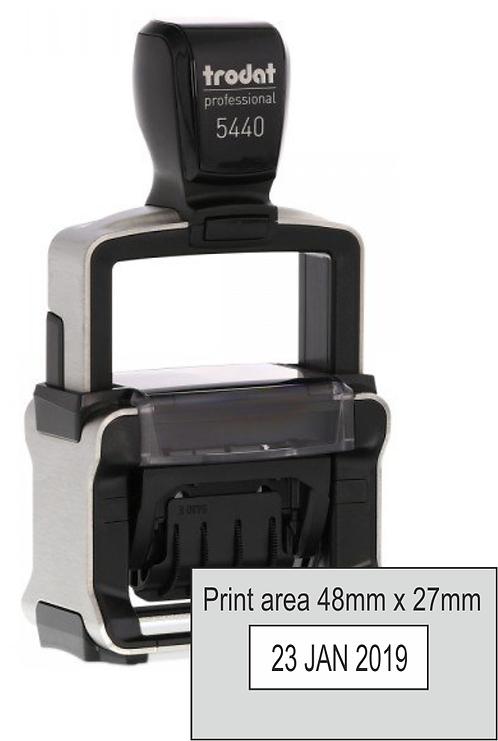 Trodat Professional Dater 5440 - 48mm x 27mm