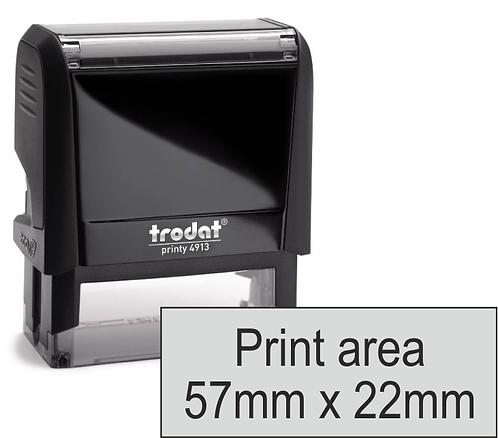 Trodat Printy 4913 - 56mm x 22mm