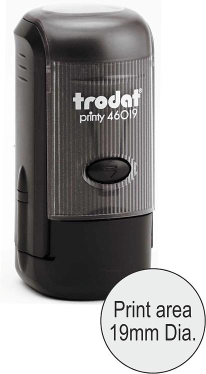 Trodat Printy 46019 - 19mm Dia.