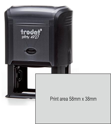 Trodat Printy 4927 - 59mm x 38mm