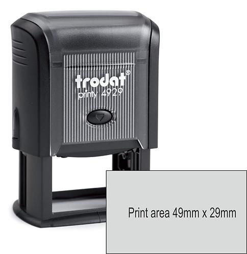 Trodat Printy 4929 - 50mm x 30mm