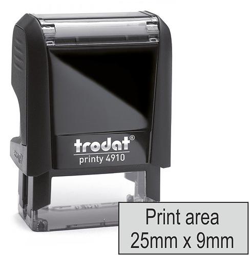 Trodat Printy 4910 - 25mm x 8mm