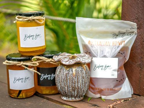 Handmade Honey Pot Gift Pack