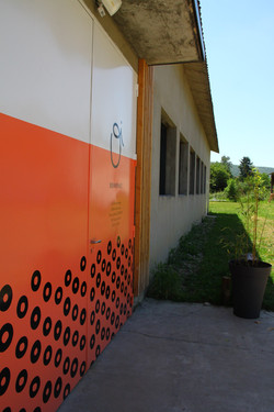 Les portes de l'Atelier