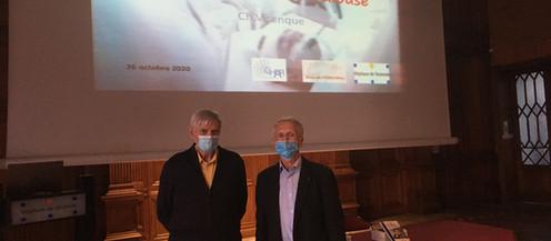 Conférence « Retour sur les débuts de la réanimation à Toulouse »  par le Pr Christian Virenque