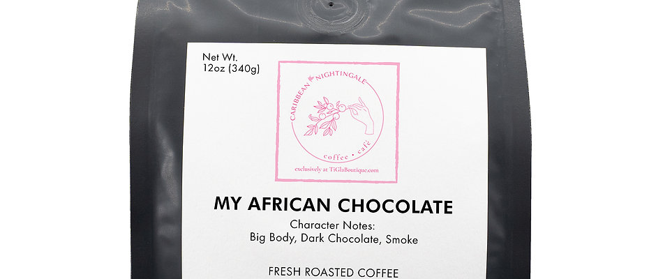 My African Chocolate - CN Coffee