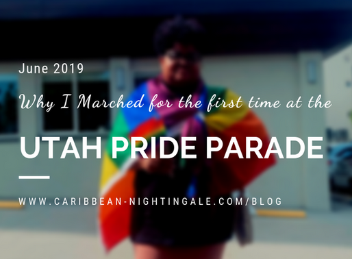 3 Reasons Why I Marched at the Utah Pride Parade this Year