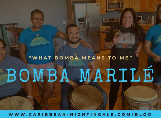 What Puerto Rican Bomba Means To Me
