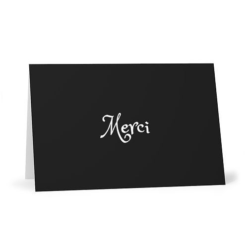 Greeting Cards with Envelopes - Thank You (7 pcs)