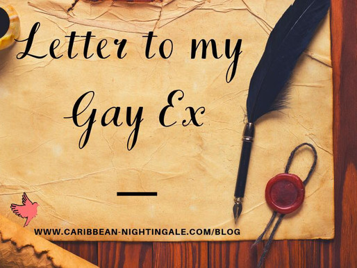 Letter to my Gay Ex